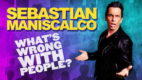 "Sebastian Maniscalco ""What is Wrong with People?"" (2012) - Comedy Recess"