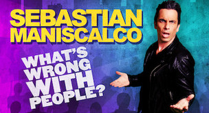 """Sebastian Maniscalco """"What is Wrong with People?"""" (2012) - Comedy Recess"""