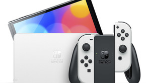 New Hand-held Champion: Nintendo Switch OLED