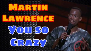 "Martin Lawrence ""You So Crazy"" (1994) - Comedy Recess"