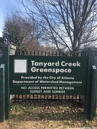 Tanyard Creek Greenspace
