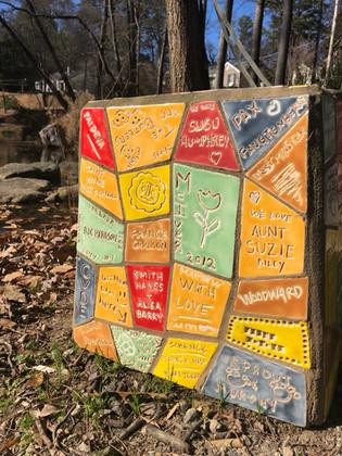 Loring Heights Park Art Piece
