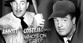 Abbott & Costello Who's on First (1953) - Comedy Recess