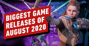 Game Releases of August 2020 from IGN - Videogame Trailer