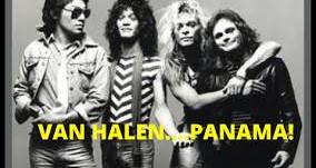 """""""Panama"""" by Van Halen - Vintage Track"""