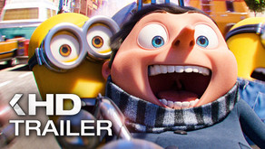 Minions: The Rise of Gru (2021) - Trailer