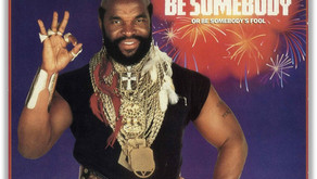 """Treat Your Mother Right"" by Mr. T (1984) - Vintage Track"