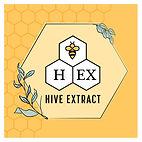 Hive Extract Logo_DesignElements_no tagl