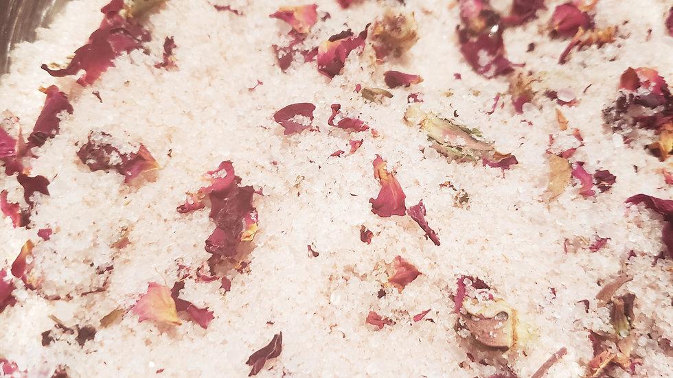 Himalayan Rose Bath Salt