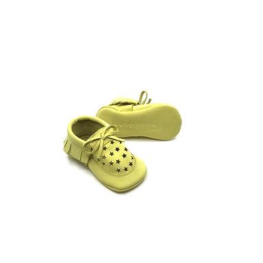 Sarı Nubuk  Yıldızlı Moots