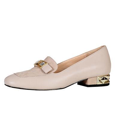 Shaped Heel