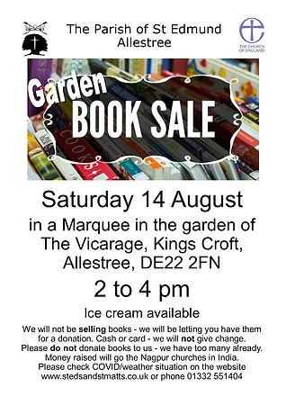 AL booksale  140821.jpg