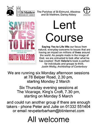 Both Lent Course.jpg