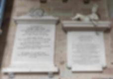 john and arthur evans memorials.jpg