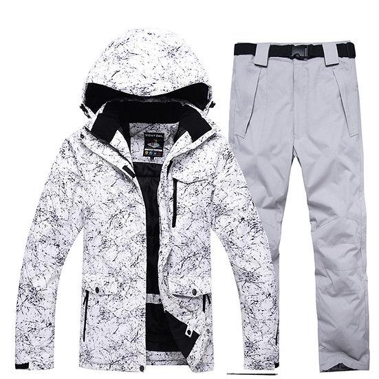 Outdoor Ski Suit Men's