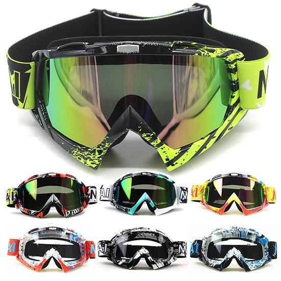 Nordson Outdoor Motorcycle Goggles/Off-Road Ski Sport/ATV Dirt Bike Racing