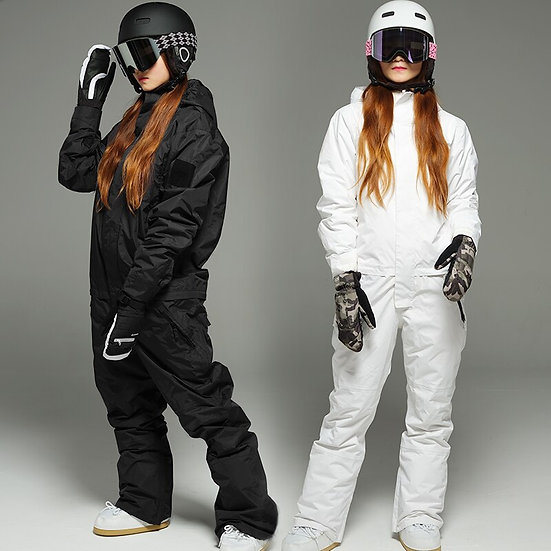New Jumpsuit Women Snowboard Waterproof