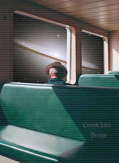 """""""Lone Traveler"""" Artwork License"""