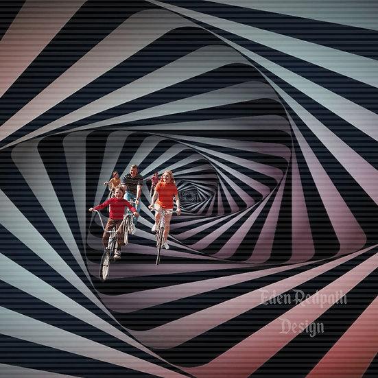 """""""Elliptical Illusion"""" Artwork License"""