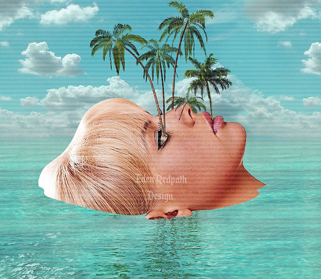 """Island Girl"" Artwork License"