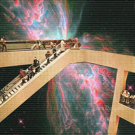 """Stairway to Heaven"" Artwork License"
