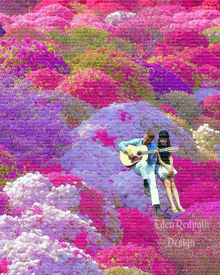 """Musical Bouquet"" Artwork License"