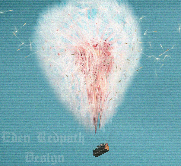 """Dandelion Air-balloon"" Artwork License"