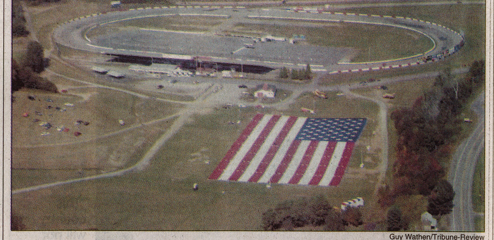 The Great American Flag Preservation Gro