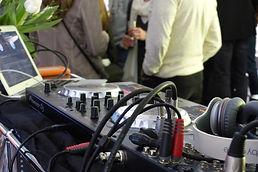 DJ Technik aufgebaut beim Kunden Event der Continental Versicherungen