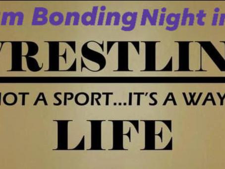 Team Bonding 12/10 6-7:30