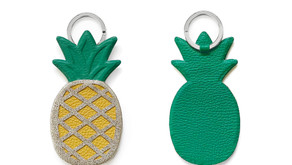 Pineapple is a fruit that brings good luck