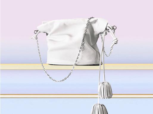 Drawstring bag & pochette