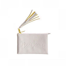leather idee medium pouch