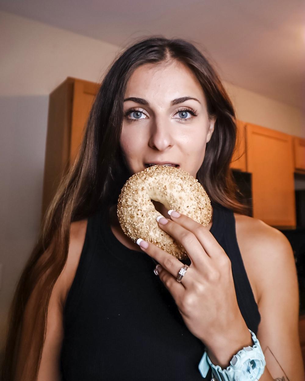 EZEKIEL BREAD, Spelt bread, healthy bread choices, what bread to eat, personal trainer Myrtle Beach
