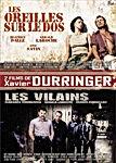 Les Oreilles sur le dos - Les Vilains - Edition 2 films