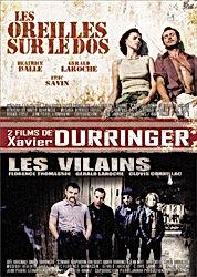 Les Oreilles sur le dos / Les Vilains - Edition 2 films