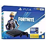 PS4 Slim 500 Go F Noire Bonus Fortnite
