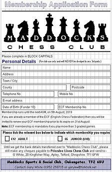 Maddocks Chess Application Form.JPG