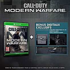 Call of Duty: Modern Warfare - Edition Exclusive Amazon (Xbox One)