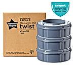 Tommee Tippee - Twist&click Sangenic Set de 3 Recharges