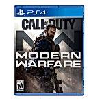 Call of Duty Modern Warfare PlayStation 4