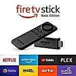 Fire TV Stick Basic Edition Génération précédente