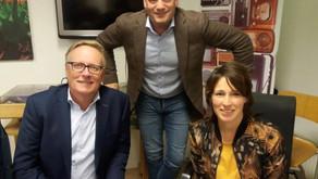 """Vincent Breedveld in radiouitzending over """"slapende dienstverbanden"""""""