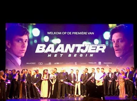 Baantjer Het Begin in première