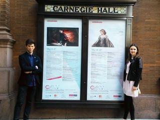 US Tour 2016/Carnegie Hall