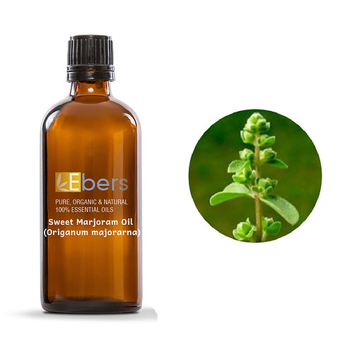 Sweet Marjoram Oil (Origanum majorarna) 15 ml
