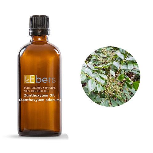 Zanthoxylum Oil (Zanthoxylum odorum) 15 ml