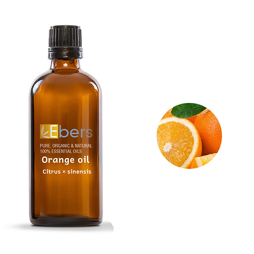 Orange Oil (Citrus sinensis ) 15 ML
