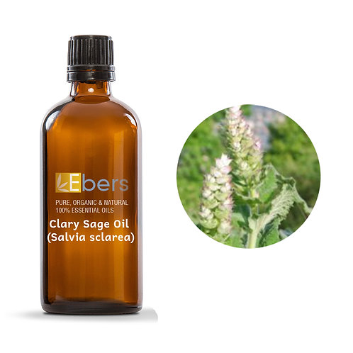 Clary Sage Oil (Salvia sclarea) 15 ML