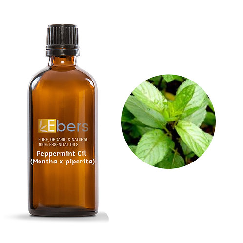 Peppermint Oil (Mentha x piperita) 15 ML
